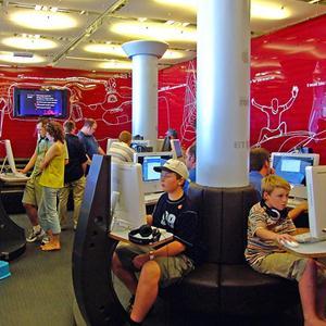 Интернет-кафе Златоуста
