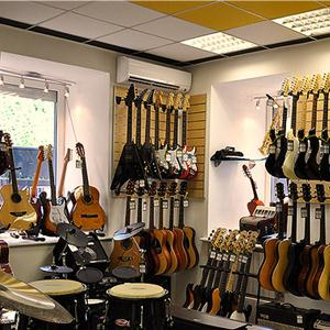Музыкальные магазины Златоуста