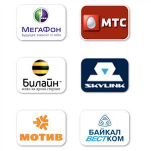 Операторы сотовой связи Златоуста